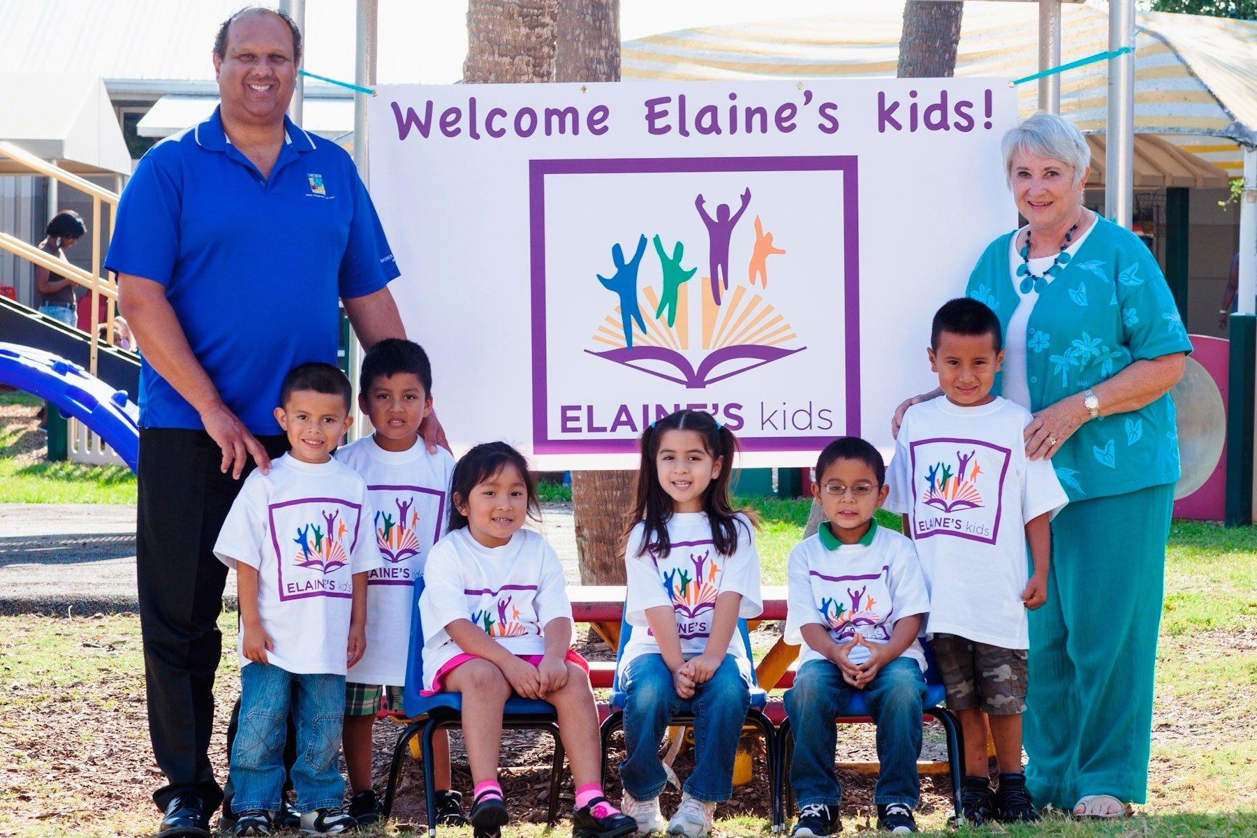 Elaine's Kids