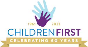 children first 60th celebrating logo horizontal